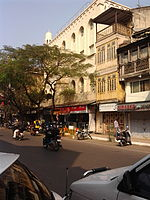 File:Street scene (2) in Pune, India.jpg