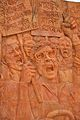 Struggle for Independence - Terracotta Mural - Museum of Independence - Suhrawardy Udyan - Dhaka 2015-05-31 2201.JPG