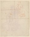 Study for the Wife and Daughters of Brutus (recto); Study of a Male Nude (verso) MET DP210697.jpg