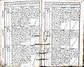 Subačiaus RKB 1832-1838 krikšto metrikų knyga 060.jpg