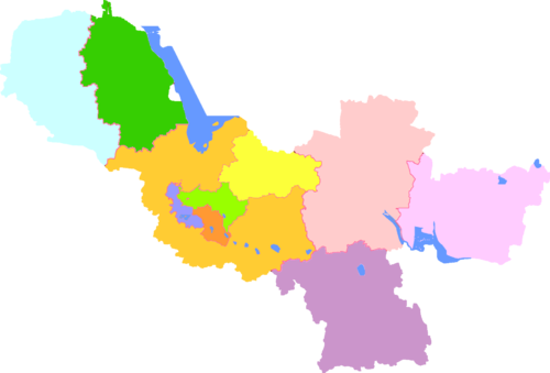 Subdivisions of Xuzhou, China.png