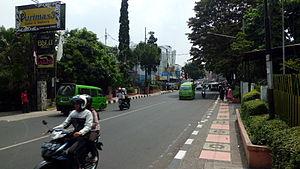 Eddy Martadinata - Raden Eddy Martadinata Road, Sukabumi, West Java