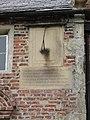 Sundial, Robinson Almshouses. - geograph.org.uk - 458493.jpg