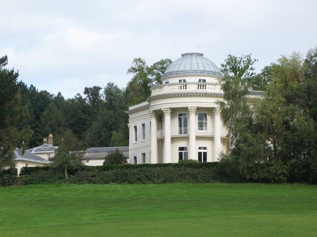 Sundridge Park Manor, Willoughby Lane, Bromley-geograph-2422018