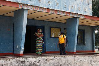 Place in Kwilu Province, Democratic Republic of the Congo