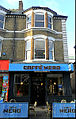 Sutton, Surrey London Sutton High Street - Caffe Nero.JPG