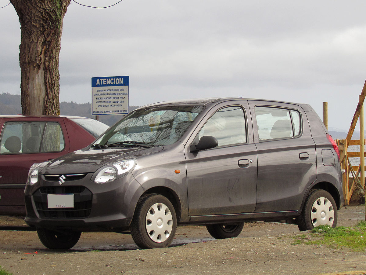 Suzuki Alto Maruti