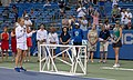 Svetlana Kuznetsova , Donna Vekic (42969442995).jpg