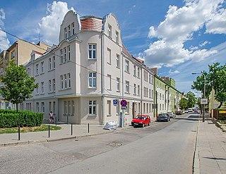 Świętego Floriana Street