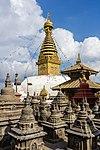 Swayambhunath Stupa -Kathmandu Nepal-0336.jpg