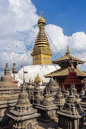 Swayambhunath Stupa -Kathmandu