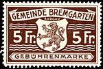 Switzerland Bremgarten 1932 revenue 5Fr - 18.jpg