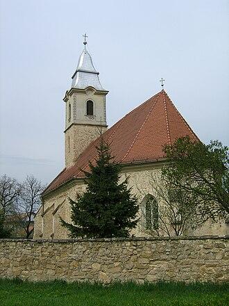 Florești, Cluj - Image: Szászfenes