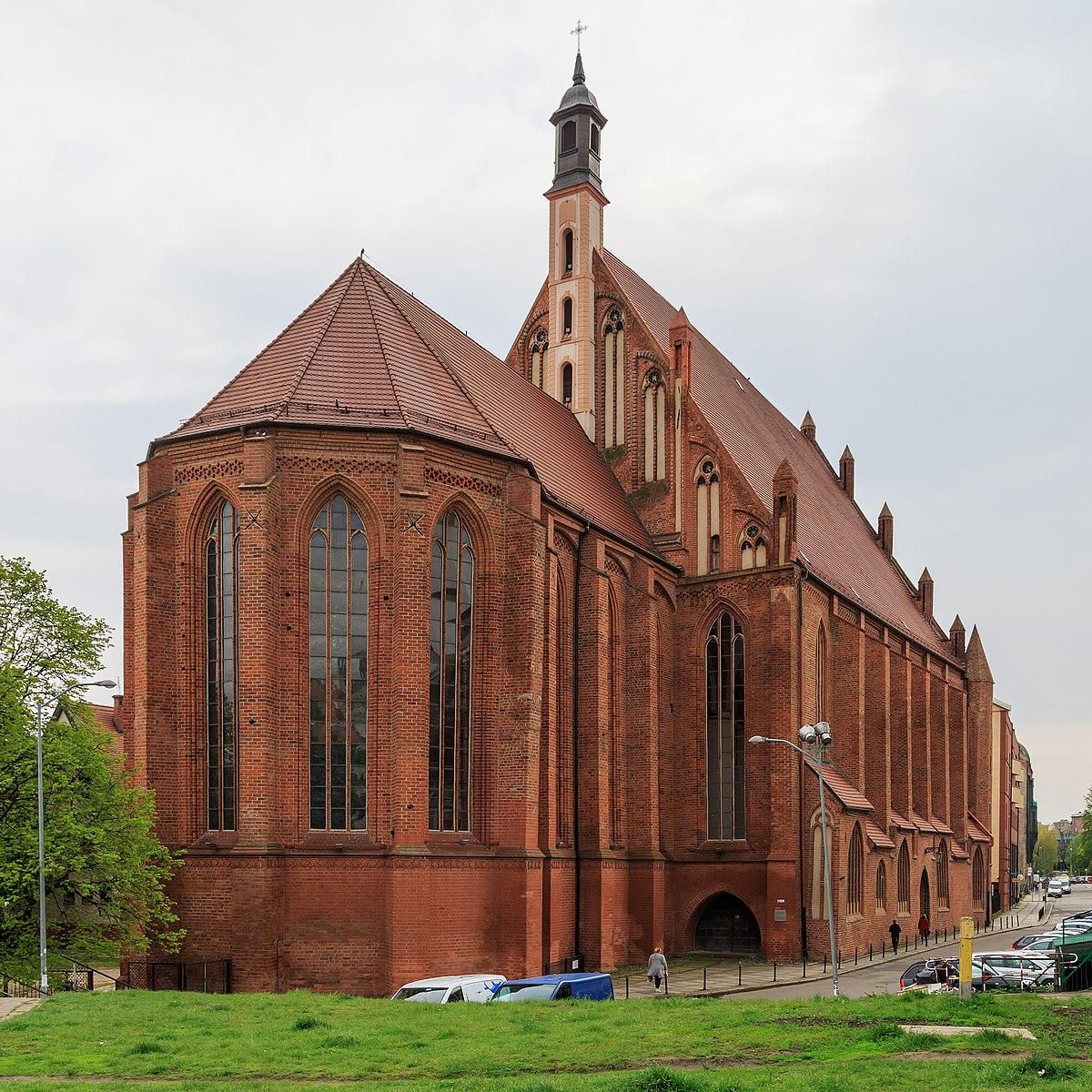 Kirchen In Stettin