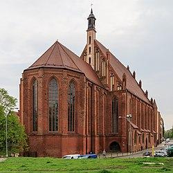 Szczecin 05-2017 img04 StJohn the Evangelist Church.jpg