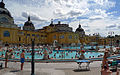 Szechenyi Baths and Pool Budapest 1.JPG