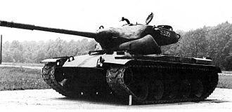 T69 (tank) - Image: T69