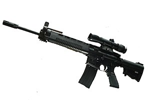 T91 assault rifle - Image: T91 3 (65)