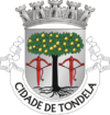 Coat of arms of Tondela