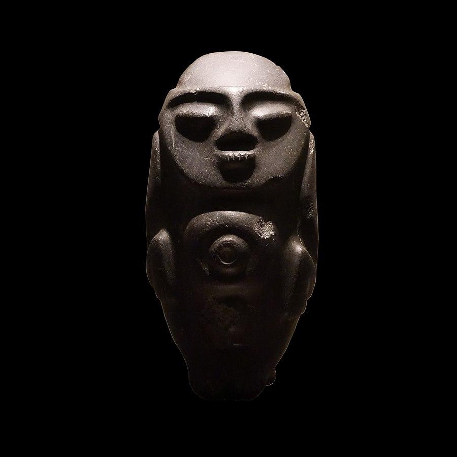 taino sculpture-71.1887.156.1