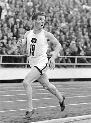 10,000 metres - Taisto Mäki from Finland breaks the 30-minute barrier in Helsinki on 17 September 1939.