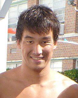 Takeshi Matsuda Japanese swimmer