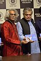 Tarun Bhattacharya and Sandip Ray - Brand Next - QR Code Music Card Launch - Kolkata 2015-01-02 2125.JPG