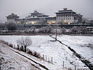 Thimphu Thromde in Bhutan
