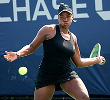 Taylor Townsend too fat for tennis