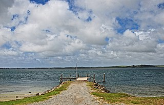 Te Hapua Place in Northland Region, New Zealand