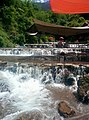 Tea spot - Waterfall Cafe in Kiwai, near Naran.jpg