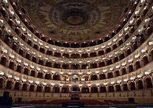 Teatro Comunale (Ferrara) - Teatro Comunale, Auditorium