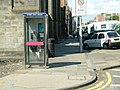 Telephone box at junction of North Street and Union Street - geograph.org.uk - 526833.jpg