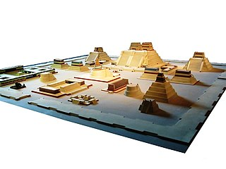 Tenochtitlan former city-state in the Valley of Mexico