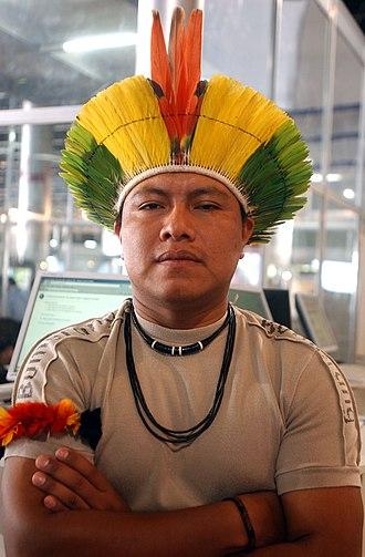 Terena people - Image: Terena 002