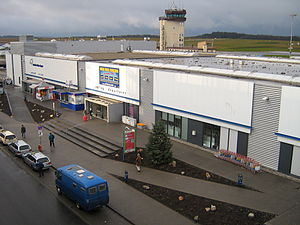 Frankfurt Flughafen Ryanair Terminal