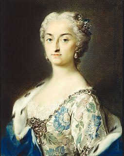 Ursula Katharina Lubomirska German-Polish noble