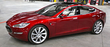 Tesla began production of its Tesla Model S sedan in 2012, and deliveries to retail customers began in June 2012. - Tesla Motors