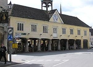 Tetbury - Tetbury Market House