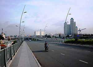 Thủ Thiêm Bridge - Thủ Thiêm Bridge