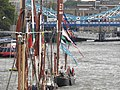 Thames barge parade - in the Pool 6733.JPG