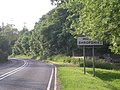 The A458 at the county boundary - geograph.org.uk - 834289.jpg
