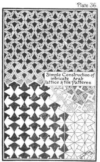 Lewis Foreman Day - From Day's book, The Anatomy of Pattern (1887)