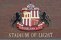The Badge of Sunderland A.F.C. - geograph.org.uk - 624086.jpg
