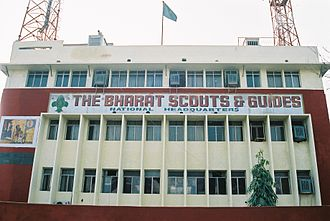 The Bharat Scouts and Guides - The Bharat Scouts and Guides National Headquarters, Delhi