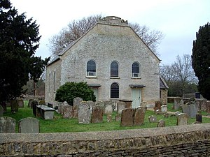Historic Chapels Trust - Image: The Chapel in Cote Village geograph.org.uk 101050