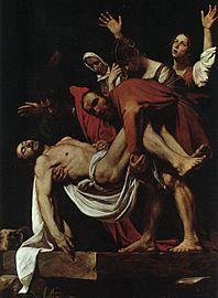 A Deposição por Caravaggio