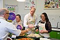 The Duke and Duchess Cambridge at Commonwealth Big Lunch on 22 March 2018 - 131.jpg