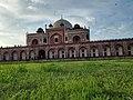 The Green View of Humayun Tomb.jpg