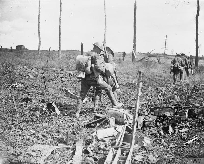 The Hundred Days Offensive, August-november 1918 Q7022
